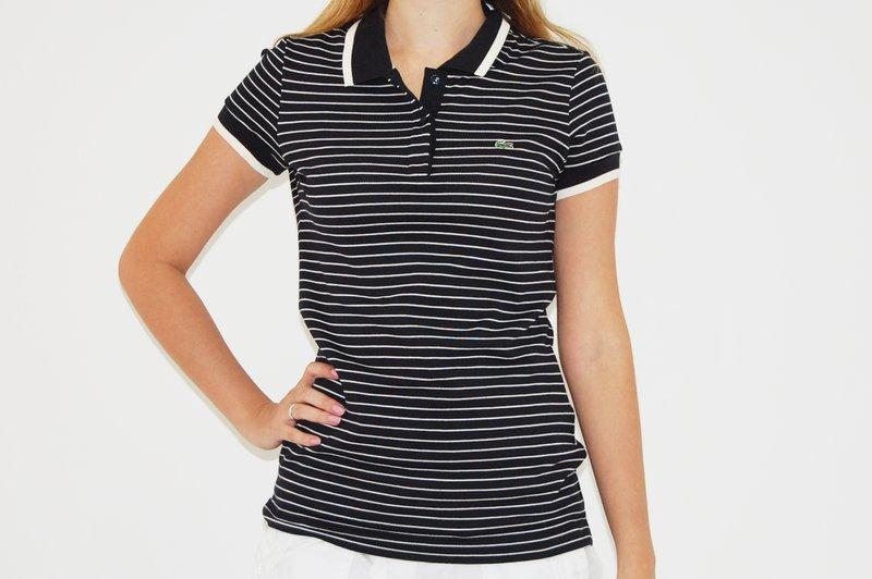 3c2fe2a7650bb Hellás Fashion Store. .Lacoste Camisas feminino Polo Lacoste ...