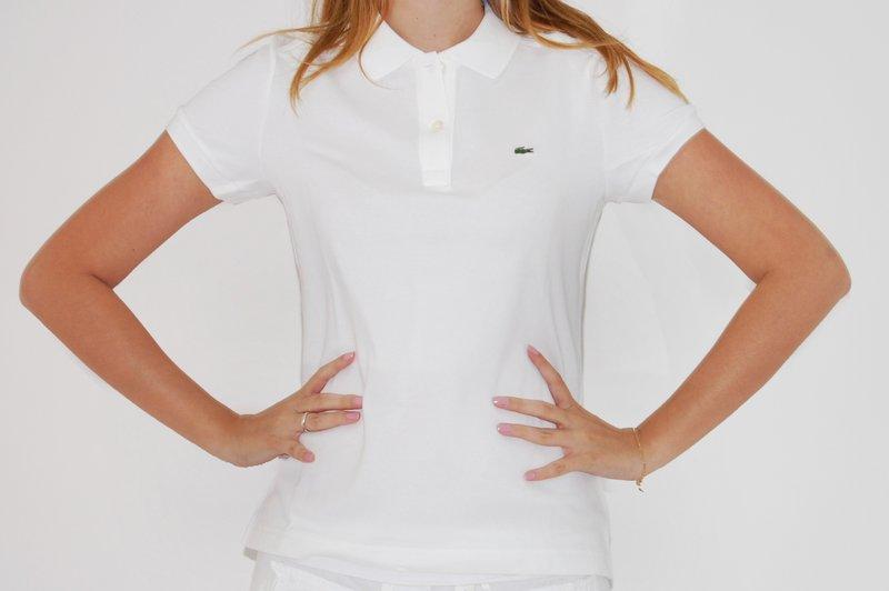 8a056d6eb3b Hellás Fashion Store. .Lacoste Camisas feminino Camisa Polo Lacoste ...