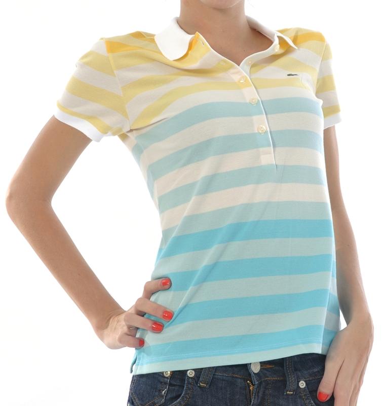 5b694ba656a8d Hellás Fashion Store. .Lacoste Camisas feminino Camisa Lacoste PF933521