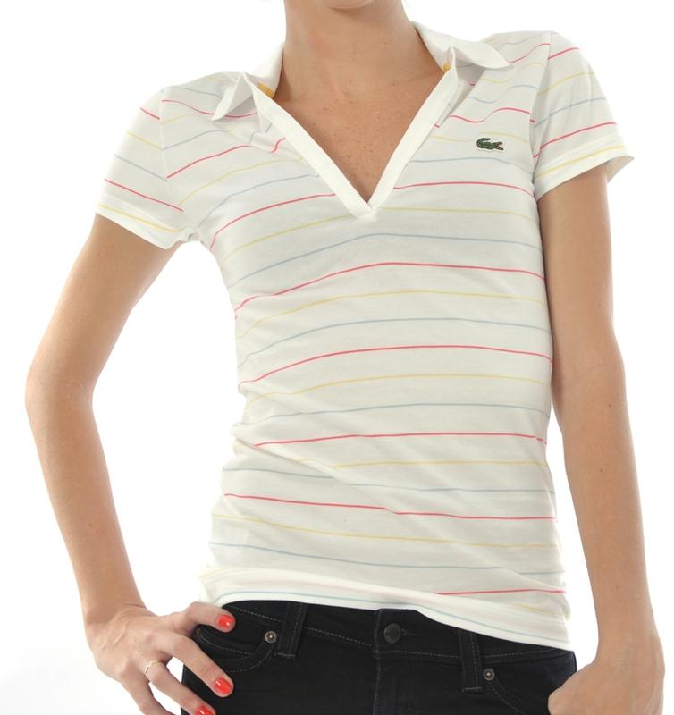 e79f428ed113e Hellás Fashion Store. .Lacoste Camisas feminino Camisa Lacoste DF927721