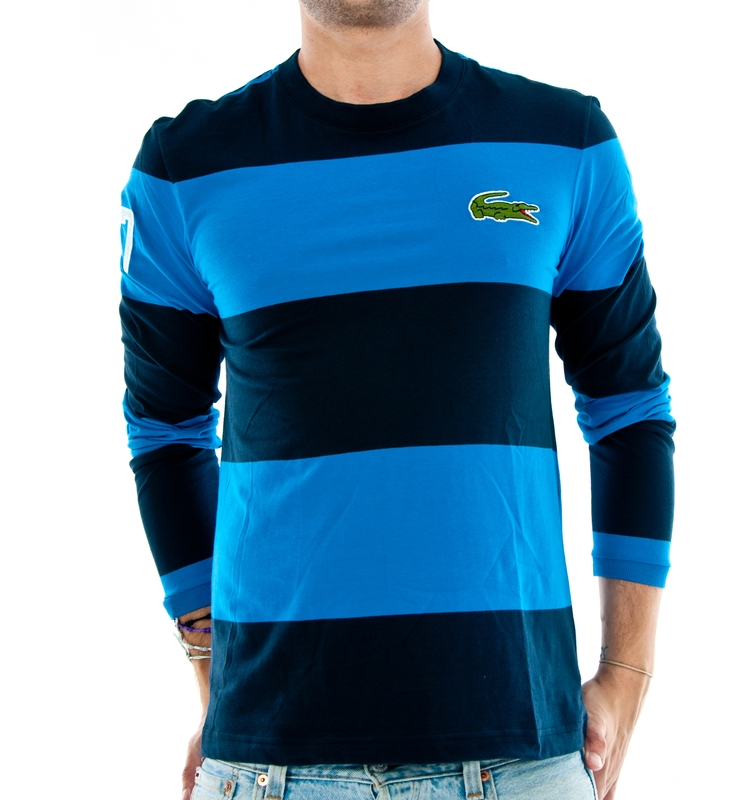 1e8f24d3f725d Hellás Fashion Store. .Lacoste Camisetas masculino Camiseta Lacoste ...