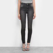 Calça Jeans Lee Feminina Leola Regular Fit