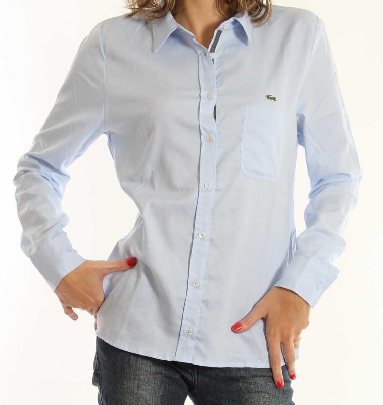 ed818a0b4fd Hellás Fashion Store. .Lacoste Camisas feminino Camisa Lacoste ML ...
