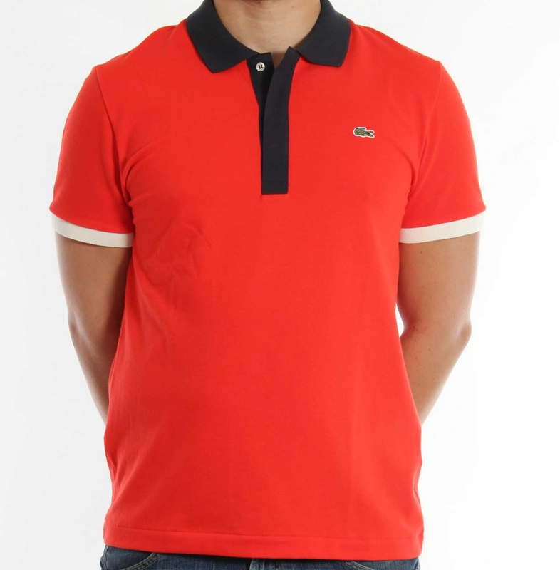 Hellás Fashion Store. .Lacoste Camisas masculino Camisa Polo Lacoste ... 02cdab3682