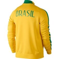 Hellás Fashion Store. .Nike Jaquetas Unissex Jaqueta Nike CBF 589852 f3264be17dbbc