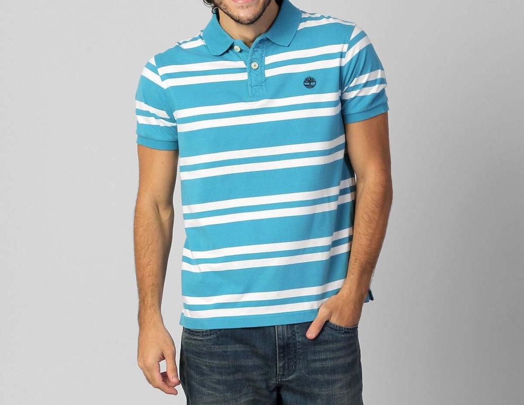 7003054185f02 Hellás Fashion Store. .Timberland Camisas masculino Camisa Polo ...