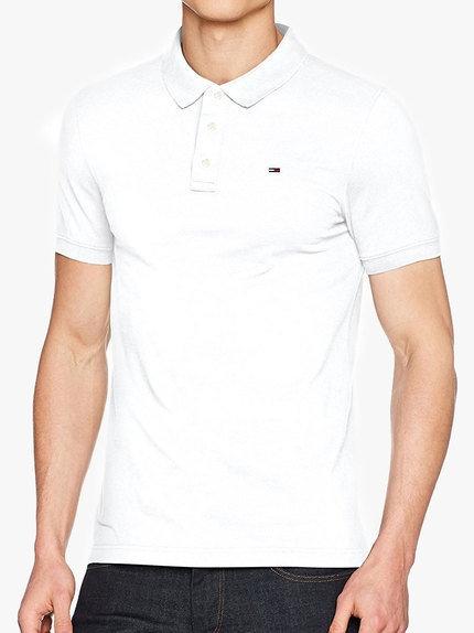 Hellás Fashion Store. .Tommy Hilfiger  Camisas masculino Camisa Polo ... 14b9bf6172e4d