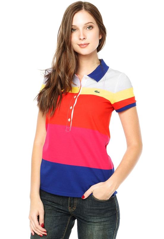 b6d68b1108 Hellás Fashion Store. .Lacoste Camisas feminino Camisa Polo Lacoste ...
