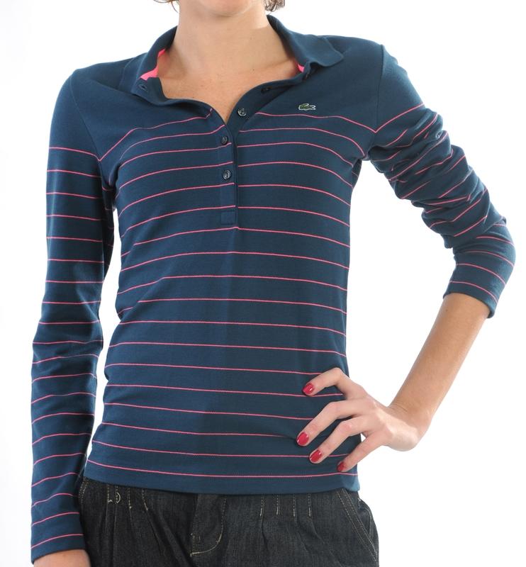2da6ae7a7 Hellás Fashion Store. .Lacoste Camisas feminino Camisa Polo Lacoste ...