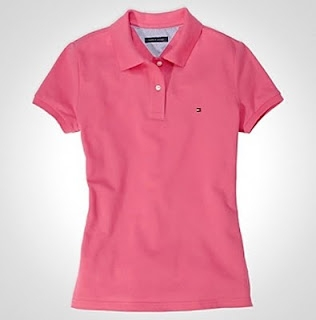 Hellás Fashion Store. .Tommy Hilfiger  Camisas feminino Camisa Polo ... 72778b815e73b