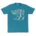 Camiseta Wrangler Fill your boots