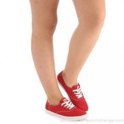 Tênis Keds Champion Canvas Red