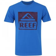 Camiseta Reef Logo Blue