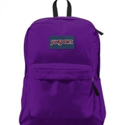 Mochila Jansport T501 Signature Purple