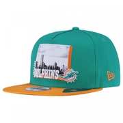 Boné New Era Miami Dolphins