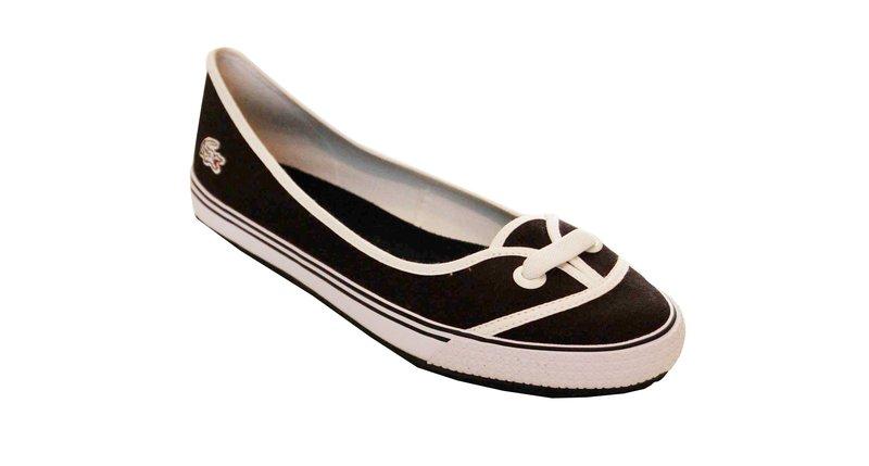 61682ae249 Hellás Fashion Store. .Lacoste Calçados feminino Sapatilha Lacoste Ramie